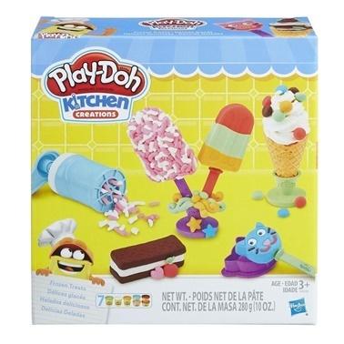 Play-Doh Play-Doh Dondurma Partisi Renkli